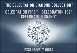 The Celebration Diamond Collection